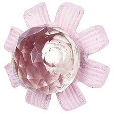 "Petal Flower 3.25"" Novelty Knob"