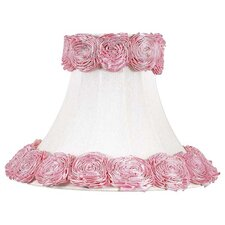 "10.25"" Ring of Roses Bell Shade"