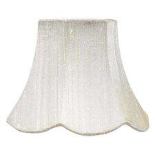 "7"" Squash Scallop Silk Bell Shade"