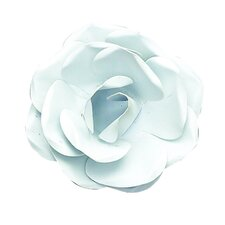 Metal Rose Magnet (Set of 3)