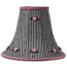 "10.25"" Rosebud Bell Lamp Shade"