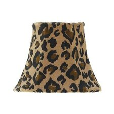 <strong>Jubilee Collection</strong> Leopard Print Chandelier Shade