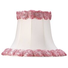 "16"" Ring of Roses Bell Shade"