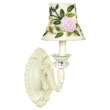 1 Light Turret Wall Sconce
