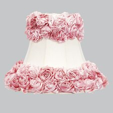 Ring of Roses Bell Lamp Shade