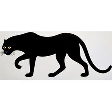 "Art Edition ""Quattro, La Pantera"" The Panther Graphic Art"