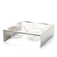 Mono Square Table-Element Salad Bowl