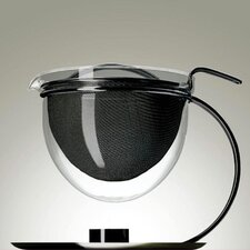 Mono Filio Edition Teapot with Integrated Warmer by Tassilo von Grolman
