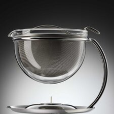 <strong>mono</strong> Mono Filio Small Teapot with Integrated Warmer by Tassilo von Grolman