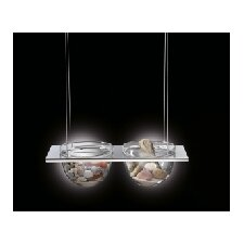 Mono Accessories Duo Suspended Display Decorative Bowl 2 Piece Set
