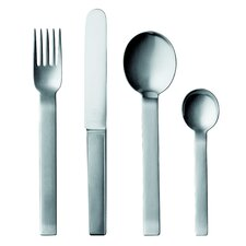Stainless Steel 5 Piece Flatware Set