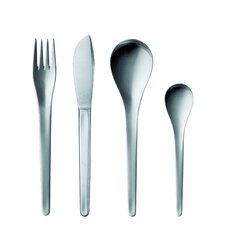 22 Collection Stainless Steel 5 Piece Flatware Set