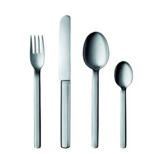 36 Collection Stainless Steel 20 Piece Flatware Set
