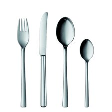 25 Stainless Steel Flatware Collection