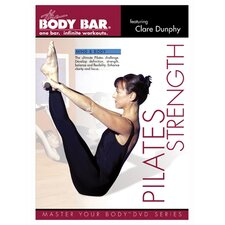<strong>BodyBar</strong> Pilates Strength DVD