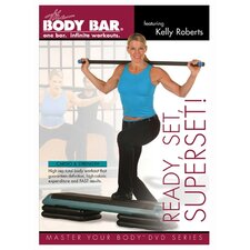 <strong>BodyBar</strong> Ready, Set, Super Set DVD
