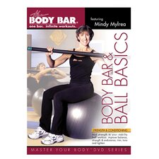 Body Bar and Ball Basics DVD