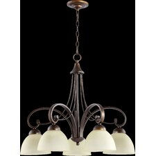 Lariat 5 Light Chandelier