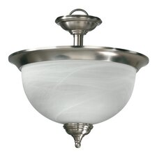 <strong>Quorum</strong> Ashton 3 Light Convertible Inverted Pendant
