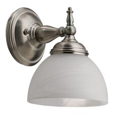 <strong>Quorum</strong> Ashton 1 Light Wall Sconce