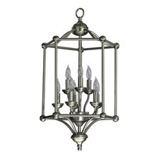 Ashton 8 Light Foyer Pendant