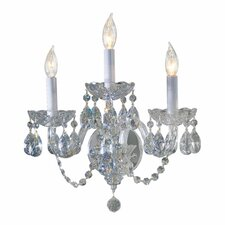 Bohemian Katerina 3 Light Wall Sconce