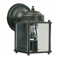 Lantern 1 Light Box Outdoor Wall Lantern