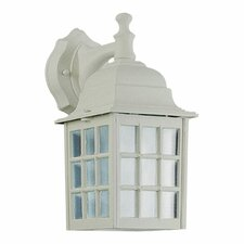 Thomasville 1 Light Downlight Outdoor Wall Lantern