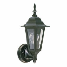 <strong>Quorum</strong> Montrose 1 Light Outdoor Wall Lantern