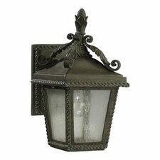 <strong>Quorum</strong> Rochelle 1 Light Wall Lantern