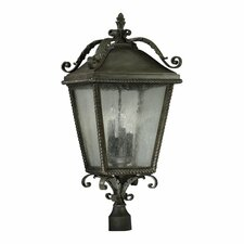 Rochelle 4 Light Post Lantern