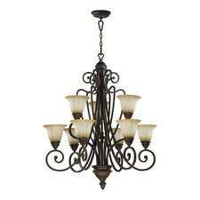 Summerset 6 Light Chandelier