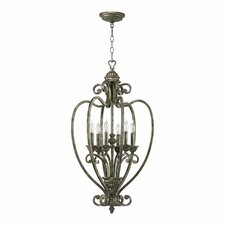 Summerset 6 Light Foyer Pendant