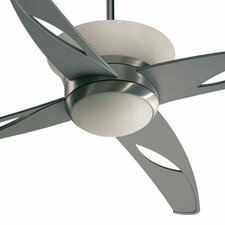 "<strong>Quorum</strong> 52"" Astra 4 Blade Ceiling Fan with Wall Control"