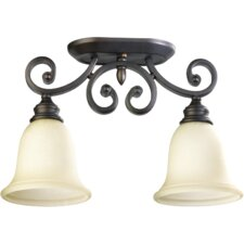 Bryant 2 Light Ceiling Mount