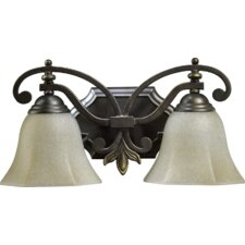 <strong>Quorum</strong> Marcela 2 Light Vanity Light