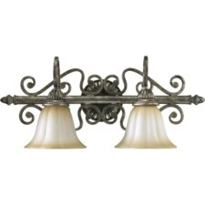 <strong>Quorum</strong> Summerset 2 Light Vanity Light