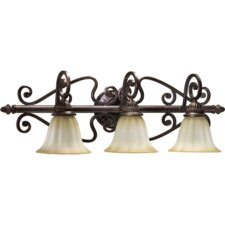 Summerset 3 Light Vanity Light