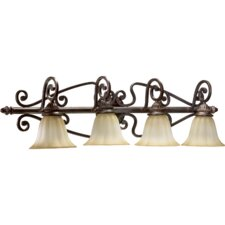 Summerset 4 Light Vanity Light