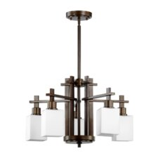 Tate 5 Light Nook Pendant