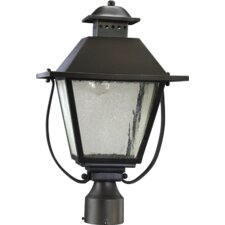Orleans 1 Light Post Lantern