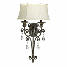 Fulton 2 Light Wall Sconce