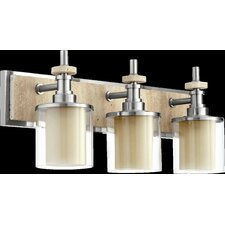 Concord 3 Light Bath Vanity Light