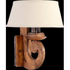 <strong>Quorum</strong> Ashford 2 Light Wall Sconce