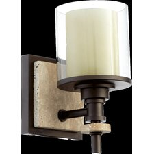 <strong>Quorum</strong> Concord 1 Light Wall Sconce