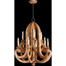 Ashford 9 Light Chandelier