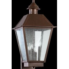 Emile 4 Light Outdoor Wall Lantern