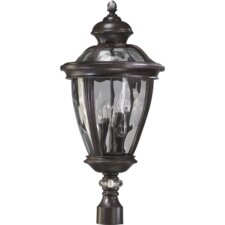 Sloane 5 Light Outdoor Post Lantern