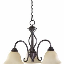 Spencer 3 Light Nook Chandelier