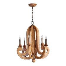 Ashford 6 Light Chandelier
